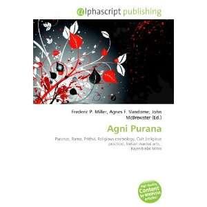 Agni Purana (9786133614604): Books