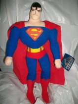 Comic Book Superhero Fun   18 Superman Justice League Plush Stuffed