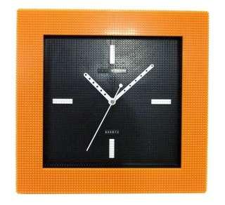 Nano block Decoration Wall clock(BK) Japan with figure