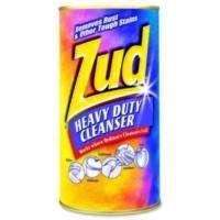 Zud Multi Purpose Heavy Duty Stain Cleanser Powder 6oz