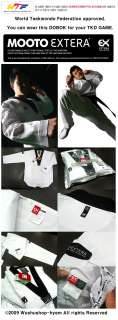 TaeKwonDo EXTERA DOBOK uniforms WTF approved TKD Asian Martial arts