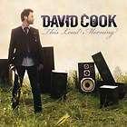 David Cook LOUD MORNING Album Photo Heart Acyrlic Keychain American