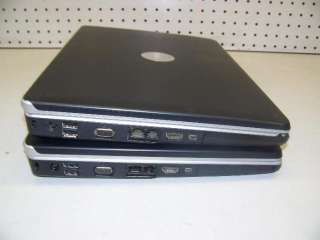 LOT OF 2) DELL INSPIRON 1525 LAPTOP DUAL CORE 2GHz   1.8GHz