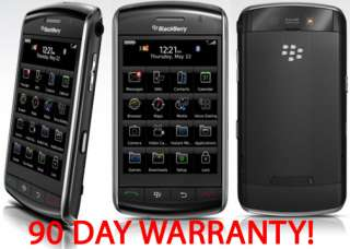 UNLOCKED BLACKBERRY STORM T Mobile Touch Screen Phone 843163043206