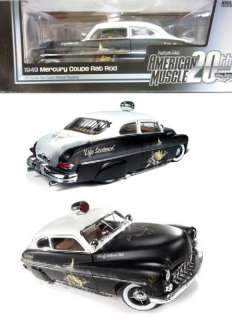 ELITE 1949 MERCURY COUPE RAT ROD 1/18 REPLICA 961 858388013910