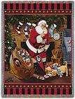 UGA Georgia Bulldog Christmas Cards Set of 12, Sandicast Bulldog