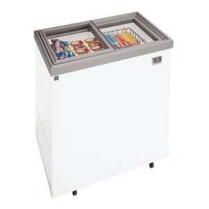 Kelvinator KCG070GW 7.2 cu ft Spot Merchandiser Freezer