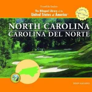 North Carolina/ Carolina Del Norte (The Bilingual Library