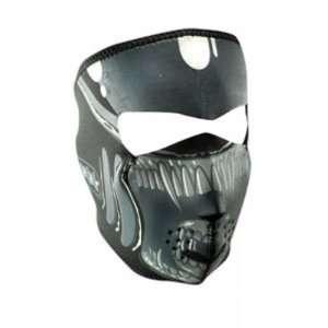 Neoprene Alien Design Full Face Mask