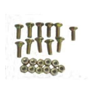 Cycle Country Replacement Wearbar Bolt Kit 12 0010