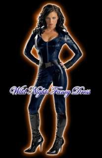 FANCY DRESS MARVEL IRON MAN 2 BLACK WIDOW LADY SM 6 8