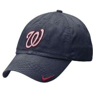 Washington Nationals Adjustable Stadium Baseball Cap By