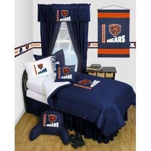 Best Quality Locker Room Comforter   Chicago Bears NFL