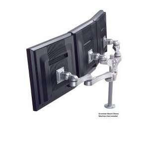 Esi   01 Series Triple Flat Screen Monitor Arm MMFS3 Electronics