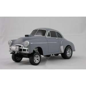 GASSER, GRAY (MATTE), 118 SCALE MODEL, HOT ROD, STREET ROD, DRAG
