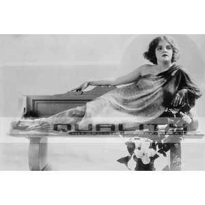 Dagmar Dahlgren, 1920s Silent Film Star & Singer [8 x 12