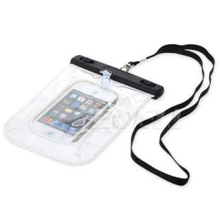Ecell Premium Range – Waterproof Case Pouch For iPhone 4 4G 4S