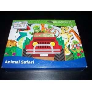 Safari   5 Board Books Set (9781423112990) BABY EINSTEIN Books