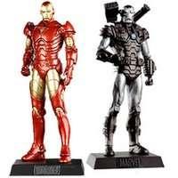 Classic Marvel Figurine Set Iron Man & War Machine