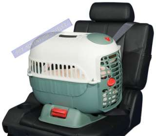 Safety Dog Cat Pet Kennel Travel Crate Cage Carrier PG1500SG