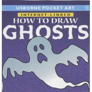 to Draw Ghosts (Pocket Art) (9780746044971) Felicity Brooks Books