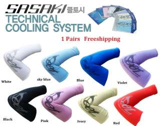 Pairs* OUTDOOR CYCLING ARM COOL WARMERS COOLERS Arm Sleeves UV