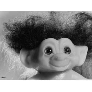 Three Inch Troll Doll Called Dammit Sold by Scandia