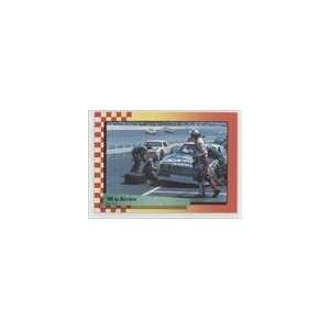 1989 Maxx #111   Harry Gant in Pits YR Sports Collectibles