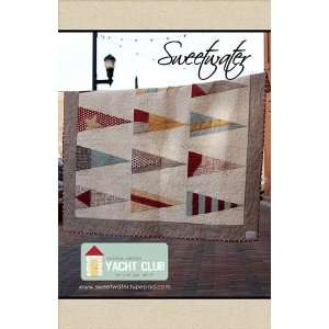 Yacht Club Quilt Pattern: Arts, Crafts & Sewing