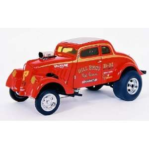 1933 Willys Gasser Hill Brothers 1 of 1750 Produced