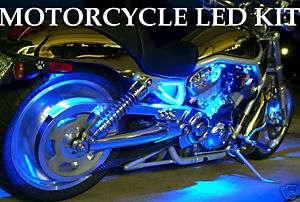 LED BODY KIT HONDA VTX1300 VTX1800 GOLD WING ST1300