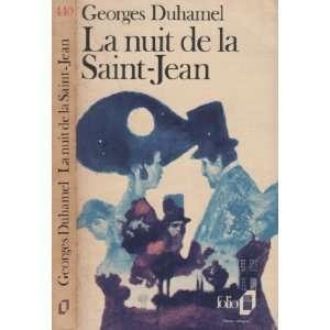 La nuit de la Saint Jean: GeorgesDuhamel, Jean Olivier Héron: Books