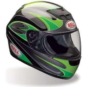 Bell Sprint Mako Green Street Full Face Helmet   Size