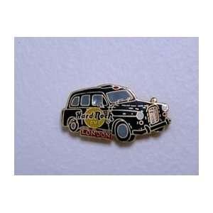Hard Rock Cafe Pin 4883 London Black Taxi