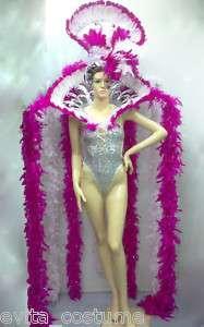 Da NeeNa C002 Vegas Showgirl Festival Cabaret Costume Set