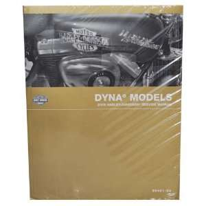 Dyna Models   2009 Harley Davidson Service Manual (Product ID# 99481