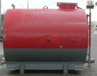 Unknown Manufacture, Above Ground Fuel/Diesel, Steel Storage Tank 780