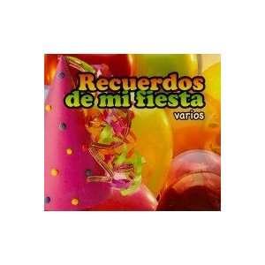 Recuerdos De Mi Fiesta: VARIOS: Music