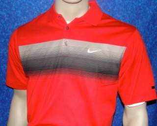 2011 Nike Tiger Woods Golf Polo Shirt US OPEN/ SUNDAY