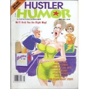 HUSTLER HUMOR: HUSTLER HUMOR MAGAZINE: Books