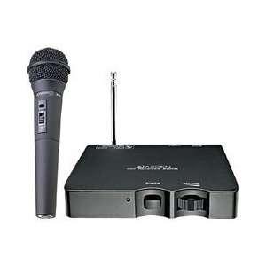 Azden Single Channel VHF Wireless Hand Held Microphone