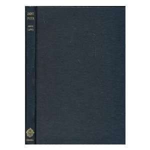 Saint Peter / by John Lowe: John (1899  ) Lowe: Books