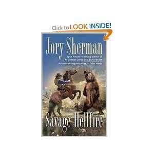 Hellfire (Thorndike Western I) (9781410432285): Jory Sherman: Books