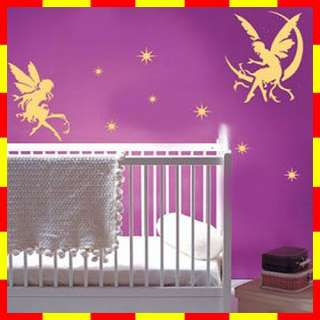 GP 01 FAIRIES Vinyl Graphic Wall Art Deco Decal Sticker