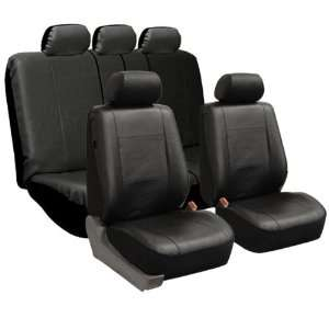 FH PU002 1115 Classic Exquisite Leather Car Seat Covers