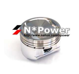 SRP FORGED PISTON HOLDEN COMMODORE VL RB30 TURBO 020 OVERSIZE