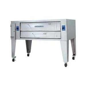 Bakers Pride Y 800 Gas Pizza Deck Oven   1 Deck, 66Wx44D