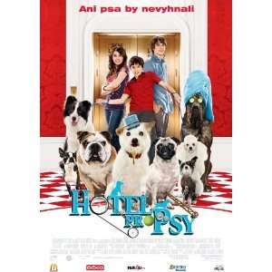 Hotel for Dogs Movie Poster (27 x 40 Inches   69cm x 102cm) (2009