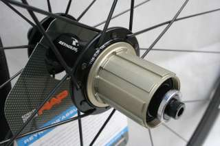 New 2012 Reynolds Attack 700c Carbon Road Clincher Wheelset 32mm 1405g