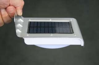 Solar Powered Sound Control Light Lamp Sensor Outdoor Yard Garden Door
